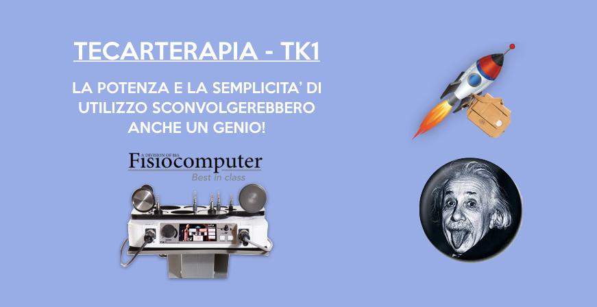 Offerta Speciale - Tecarterapia TK1 - Fisiocomputer