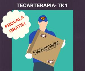 Offerta Speciale - Tecarterapia Fisiocomputer TK1 - Try&Buy